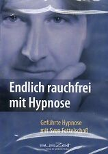 ENDLICH RAUCHFREI MIT HYPNOSE - CD mit Sven Fettelschoß - AusZeit Verlag NEU OVP