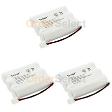 3x Cordless Home Phone Battery for GE TL-26506 TL-96506 BT16 BT-16 Lenmar CBO217