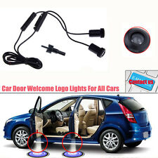 2X LED Logo Lights Ghost Shadow Projector Car Door Courtesy Laser for All Cars