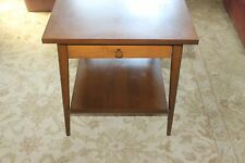 VINTAGE MID CENTURY MODERN PAUL MCCOBB  PLANNER GROUP END TABLE NIGHT STAND SIDE