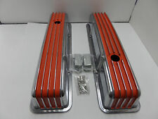 S B CHEVY TALL ORANGE FIN VAL COVERS