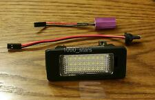 1x LED LICENSE LAMP SEAT IBIZA SC 2009 MK4 CANBUS NUMBER PLATE MATRICULA TARGA