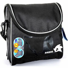 Sonic The Hedgehog Gamer Travel Bag Carry Case Black Nintendo 3DSDSi & DS Lite