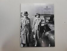 Christie's East Auction Catalog! Film and Television Memorabilia! Hollywood!