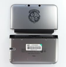 New Silver Housing Shell Case For 3DS LL / 3DS XL ( Mari0 Limited Edition )