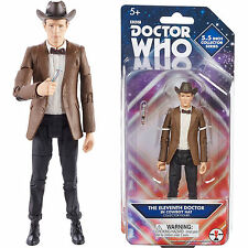 Doctor Who The 11th Doctor In Cowboy Hat Action Figure NEW Toys Eleventh Dr