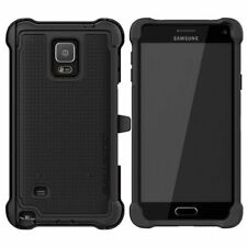 Ballistic SG Tough Jacket Maxx Case W/Belt Holster For Samsung Galaxy Note 4