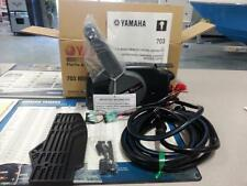 YAMAHA OUTBOARD 703-48207-21-00 SIDE MOUNT CONTROL W/ HARNESS 703-48207-1B-10