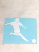 STICKY'S 5 YEAR VINYL DECALS - SOCCER PLAYER (23)