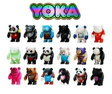 ONE BLIND BOX YOKA SERIES VINYL FIGURE KOZIK DGPH BUNKA BUFF MONSTER MISHKA