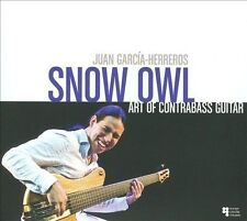Snow Owl-Art of Contrabass Guitar  CD NEW