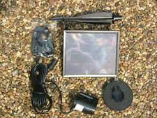 Ablex DC Solar Garden Water Feature Pump Kit ~ Create your own Water Display