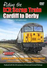 Riding the DCR Scrap Train - Cardiff to Derby *DVD (Cab Ride)