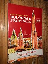 Guida Informatutto Bologna e Provincia 1978 MI