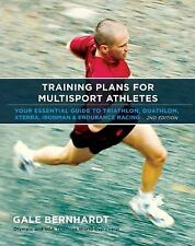 Training Plans for Multisport Athletes : Your Essential Guide to Triathlon, Dua…