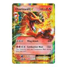 Pokemon XY Evolutions Charizard-EX 12/108  Holo Rare ex Card