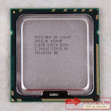 Intel Xeon L5640 CPU (AT80614005133AB) LGA 1366 SLBV8 2.26/12M/1333 Free ship