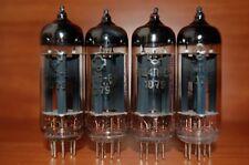 4 NOS RUSSIAN RECTIFIER TUBES 6C4P-EV/EZ82/6BX4/6X4/6Z31/6Z4 MATCHED QUARTETS!