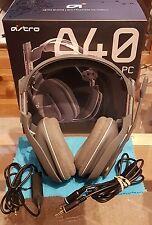 Auriculares de Diadema Astro A40 Gris Oscuro para PC