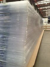 Polycarbonate Sheet X-Lite 16mm Clear Multiwall - STOCK CLEARANCE