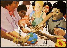 Grenadines Of Grenada 1985 SG#MS664 Civil Aviation MNH M/S #A89327