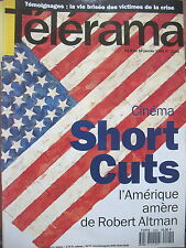 2295 SHORT CUTS ALTMAN SHLOMO MINTZ PHONOTHEQUE JANIS JOPLIN TELERAMA 1994