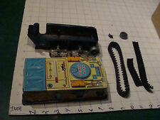 vintage original toy: SNOW MOBILE Battery operated toy, modern toys CLEAN apart
