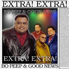 Bo Peep & Good News: Extra Extra  Audio Cassette