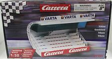 CARRERA 21100 GRANDSTAND W/STEPS AND ROOF NEW 1/24 1/32 SLOT CAR BUILDING