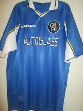 Chelsea 1997-1999 Home Football Shirt Size Adult Extra Large /35075