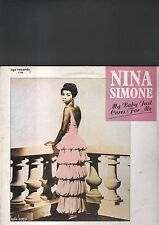 NINA SIMONE - my baby just cares for me EP 12""