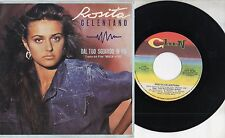 ROSITA CELENTANO disco 45 giri CLAN made in ITALY OST Marco Masini 1988
