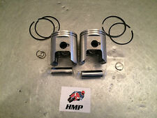 SUZUKI GT250 X7 1.0 OVERSIZE PISTON KITS X2 55MM
