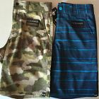 Boy's Under Armour Hydro Surf Storm Board Shorts Heat Gear Swim