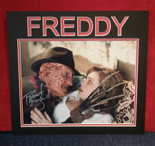 Robert Englund Freddy Krueger signed autograph mounted Photo Proof