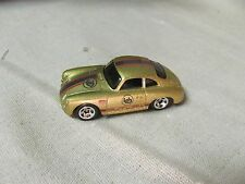 2016 HOT WHEELS CUSTOM COLOR PORSCHE 356A OUTLAW Gold loose