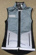 Nike Flash Reversible Women's Running Vest Gilet Reflective Hi-Vis Gear XL NWT