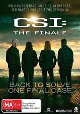 CSI - Crime Scene Investigation (DVD, 2016) R/4