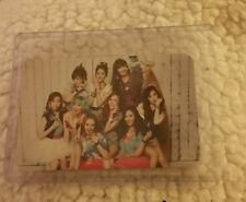 Snsd girks generation kiss me japan jp official photocard Card Kpop K-pop apink