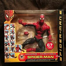 Amazing Spider-Man 2 , 18 Inch Super Poseable Action Figure , Brand New sealed.