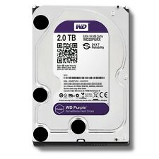 "Western Digital Purple WD20PURX 2TB IntelliPower SATA 6.0 GB/s 3.5"" HARD DRIVE"