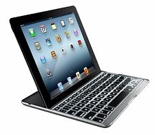 ZAGG PROplus Case Cover w/ Backlit Bluetooth Keyboard For Apple iPad 2/3/4 (IT)