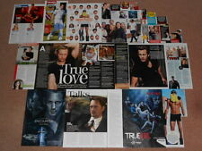 25+ ALEXANDER SKARSGARD Magazine Clippings
