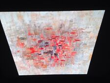"""Philip Guston """"To B. W. T. 1952"""" Abstract Expressionism 35mm Art Slide"""
