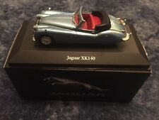 ATLAS EDITIONS - JAGUAR XK140 - 1/43 SCALE...