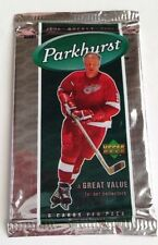 2x 2005-06 Upper Deck Parkhurst Hockey HOBBY Pack Crosby Ovechkin Rookie Auto?