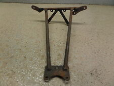 PIPER PA23 AZTEC LYCOMING RAJAY TURBOCHARGER MOUNT SUPPORT BRACKET