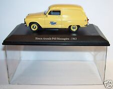 UNIVERSAL HOBBIES SIMCA ARONDE P60 MESSAGERE 1963 POSTES POSTE PTT box occasion