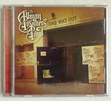 The Alllman Brothers Band One Way Out: Live at the Beacon Th. 2-CD Europa 2003