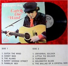 LP Donovan: Catch the Wind